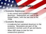 economic policy8