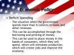 economic policy9