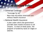 healthcare policy1