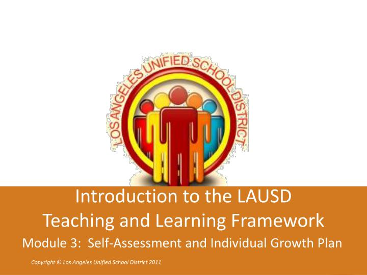 introduction to the lausd teaching and learning framework n.