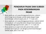 pengaruh pajak dan subsidi pada keseimbangan pasar4