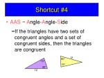 shortcut 4