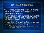 id ego superego1