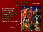 the crusades 1095 1291