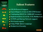 salient features1