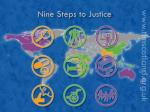 nine steps to justice3
