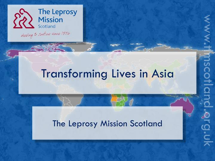 transforming lives in asia n.