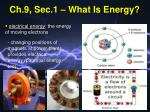 ch 9 sec 1 what is energy6