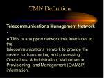 tmn definition