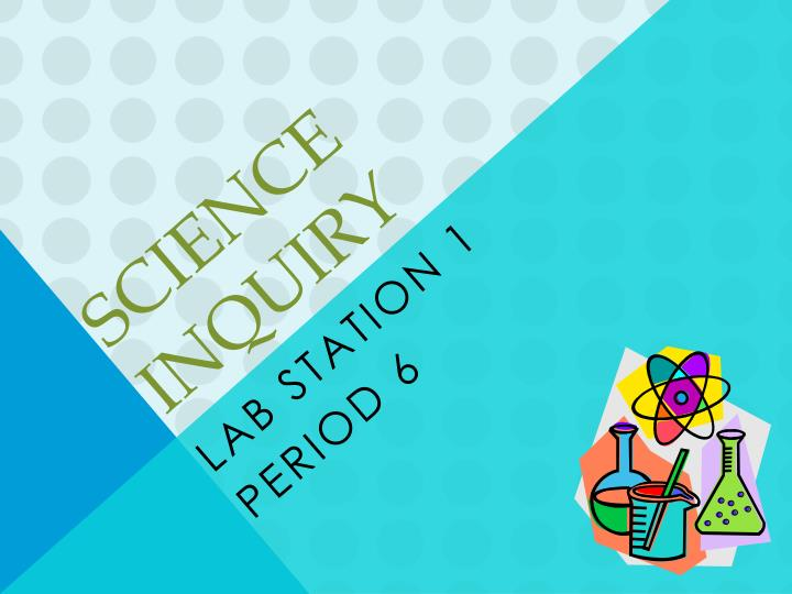 science inquiry n.