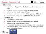 metadata replication 1 2