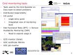 grid monitoring tools