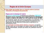 reglas de la uni n europea3