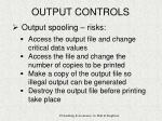 output controls1