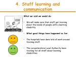 4 staff learning and communication1