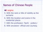 names of chinese people4