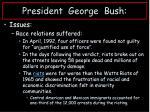 president george bush2