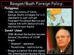 reagan bush foreign policy5