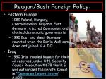 reagan bush foreign policy7
