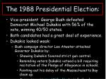 the 1988 presidential election