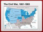 the civil war 1861 1865