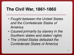 the civil war 1861 18651