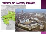 treaty of nantes france