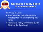 kosciusko county board of commissioners1
