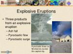 explosive eruptions1