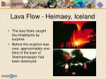 lava flow heimaey iceland1