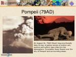 pompeii 79ad