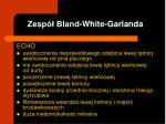 zesp bland white garlanda2