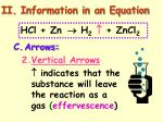 ii information in an equation3