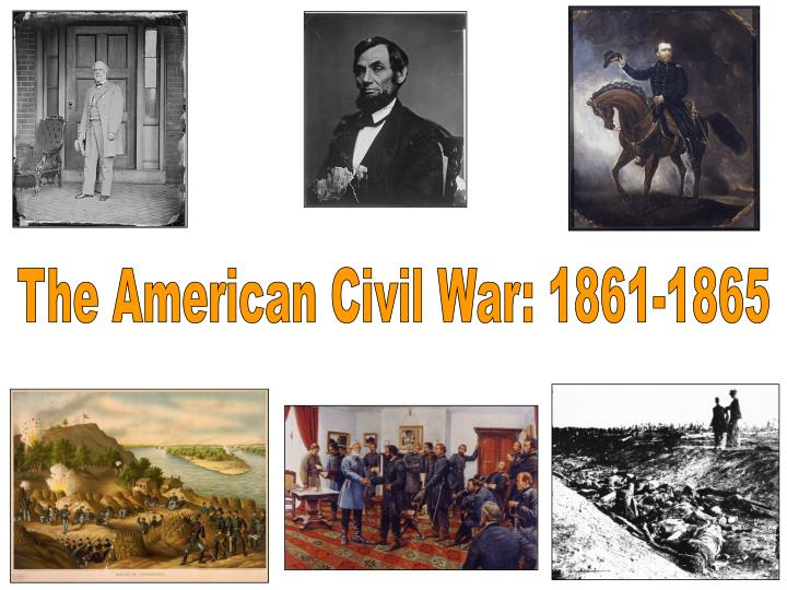 viewing the american civil war as