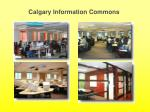 calgary information commons