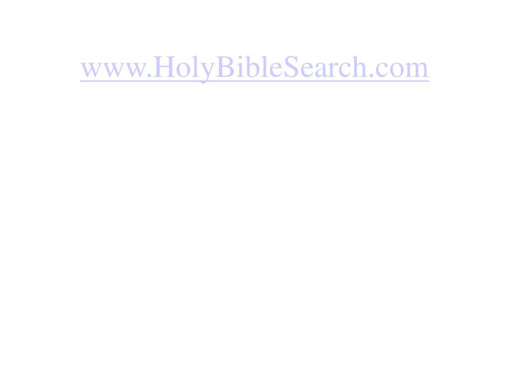 www holybiblesearch com n.