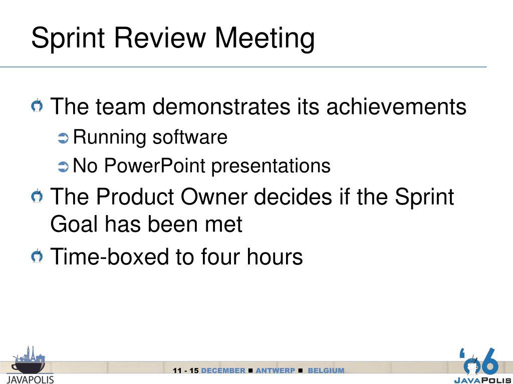 PPT - Scrum PowerPoint Presentation - ID:6851118
