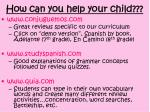 how can you help your child1