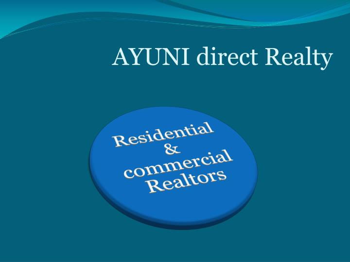 ayuni direct realty n.