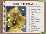 frog internals 2