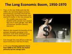 the long economic boom 1950 1970