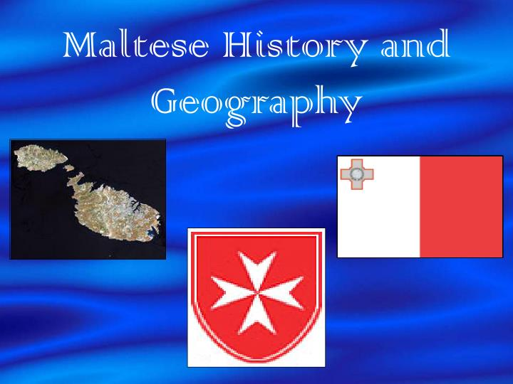 maltese history and geography n.