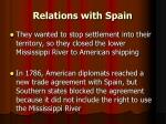 relations with spain1