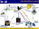 job workflow in glite1