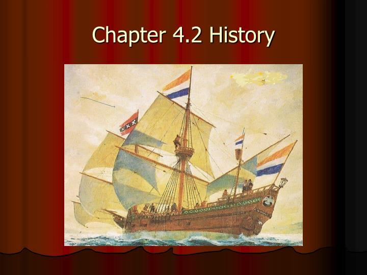 chapter 4 2 history n.