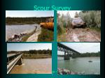 scour survey3