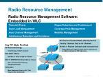 radio resource management1