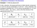 3 2 equations of kinematics in two dimensions5