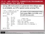 13 2 x86 8253 54 connection programming time delay for x86 pcs