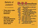 beliefs of judaism7